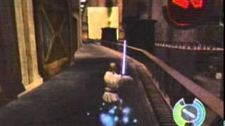 star wars OBI-WAN xbox game