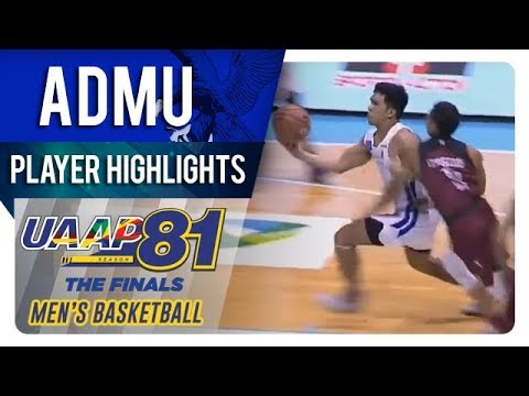 UAAP 81 MB: Thirdy Ravena drops 38 points as Ateneo wins UAAP 81 title | December 5, 2018