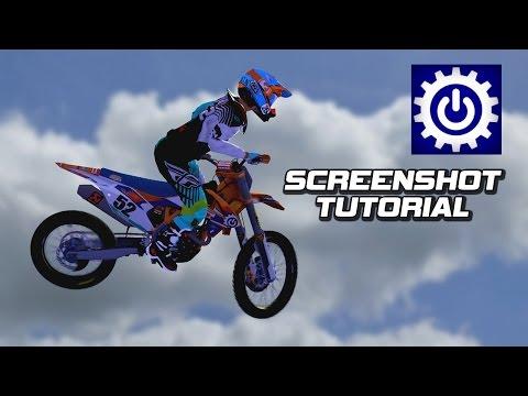 MX Simulator Tutorial - Screenshots