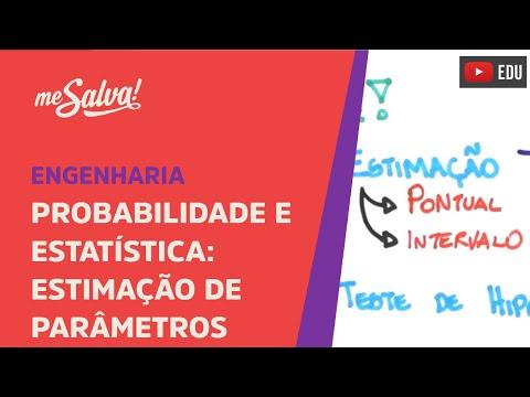 Me Salva! EPA01 - Introdução à Estimação de Parâmetros - Probabilidade e Estatística
