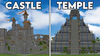 Minecraft's Most Amazing Builds...