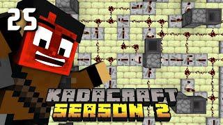 KadaCraft S2 #25 : Escape D' Mansion (Filipino Minecraft SMP)