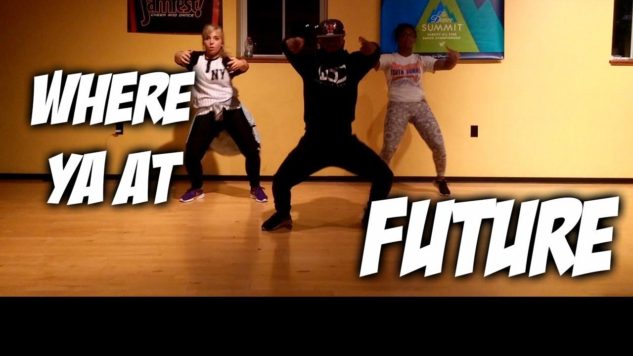 WHERE YA AT| Future | @erthlng_gngsta - YouTube