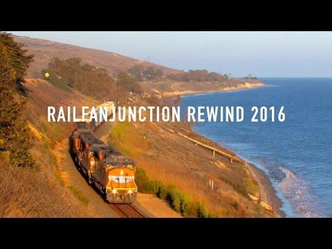HD: Railfanjunction Rewind 2016