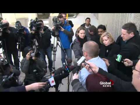 Tori Stafford's mother testifies