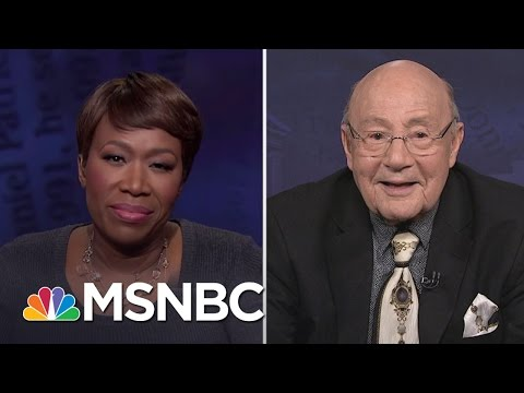 Donald Trump Fires Inaugural Announcer, On The Job Since '57 | The Last Word | MSNBC