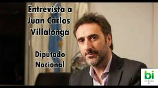Entrevista a Juan Carlos Villalonga