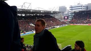 Das Herz von St. Pauli - FC Sankt Pauli vs SV Darmstadt 98  (28-1-18)