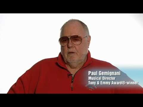Paul Gemignani shares his story