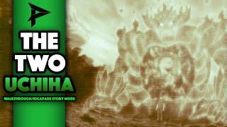 ★【Ninja Escapade】The Two Uchiha Story┃Naruto Storm Revolution 【HD】