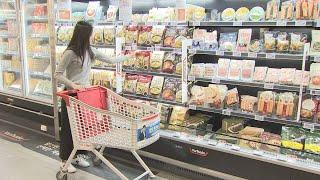 3월 소비자물가 1.0% 상승…축산·가공식품 강세 / …