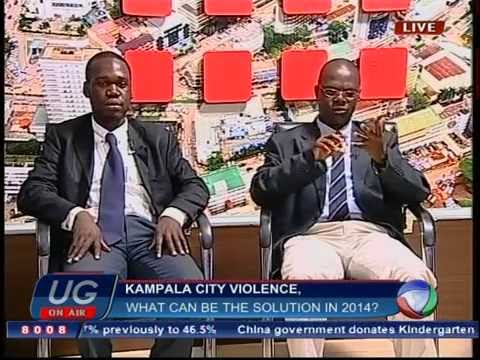 Kampala City Riots-Kivumbi on Record TV Part II