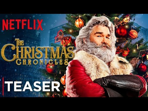 The Christmas Chronicles Teaser Netflix Movies