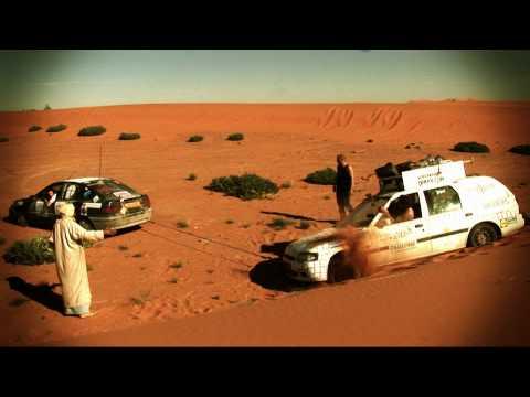 Amsterdam Dakar Challenge in Merzouga, Morocco