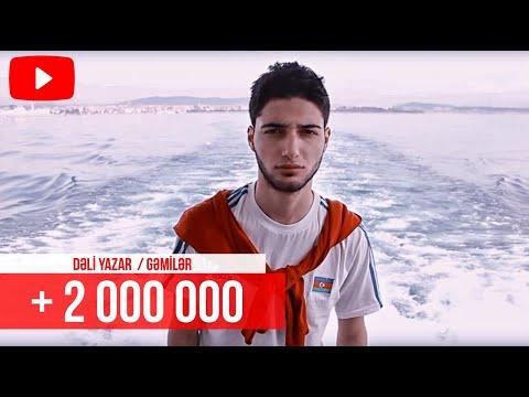 Dəli Yazar - Gəmilər (Official Music...