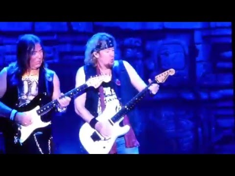 Iron Maiden - Children of the Damned @ The Forum, Inglewood, CA, USA 4/15/2016