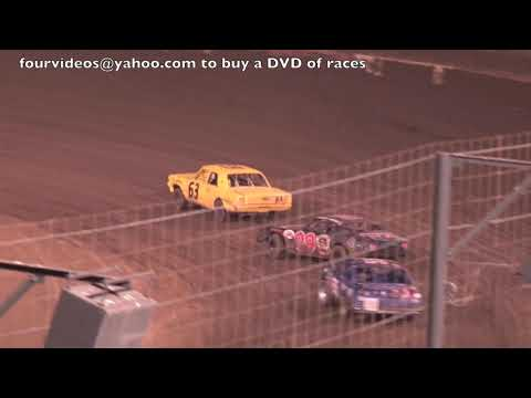 Perris Auto Speedway Factory Stock Main Event Highlights 5-4-19