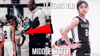 Kobe Bryant Daughter Gianna Bryant Is The BEST 12 Year Old In Her Class Because Of This...