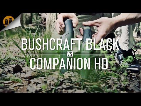 Mora Bushcraft Black vs Mora Companion Heavy Duty • Bushcraft Knives