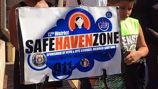 New Safe Haven zone announced for businesses after murder of Bronx teenager