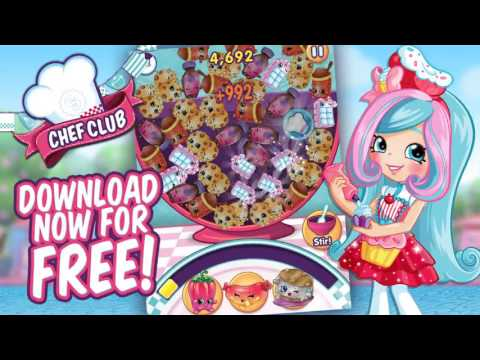 Shopkins: Chef Club Preview video