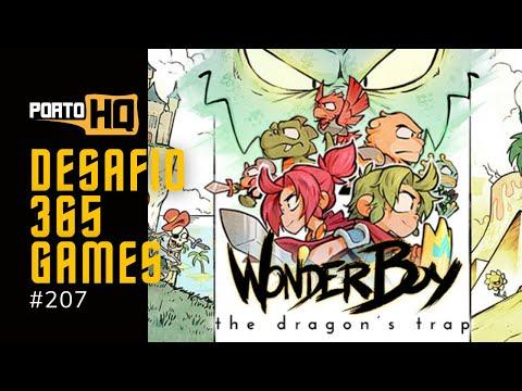 365 Games #207 - Wonder Boy: The Dragon's Trap  