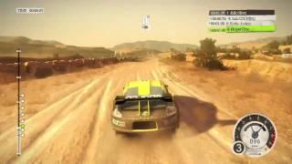 Colin McRae Rally: Dirt 2 - PC Demo - Morocco Map, Ultra Details 1280x720 4xMSAA 16xAF - DirectX 11