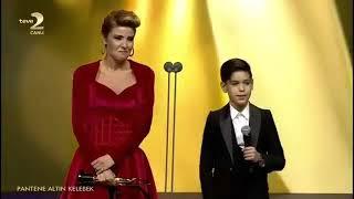Altın kelebek ödülleri en iyi klip  HADİSE  Farkımız Var 😎❤ Video