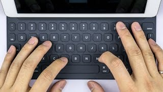 """Apple Smart Keyboard for 9.7"""" iPad Pro - Review"""
