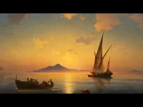 Ivan Konstantinovich Ayvazovsky Paintings - Sea paintings