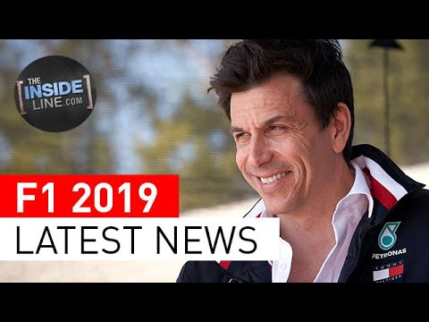 WEEKLY FORMULA 1 NEWS (23 APRIL 2019)