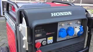 honda generator eu70 is einspritzer