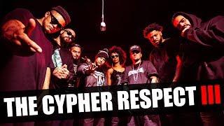 The Cypher Respect, Vol 3 - Atentado Napalm, Daniel Shadow, Kayuá, Cachola, Stefanie