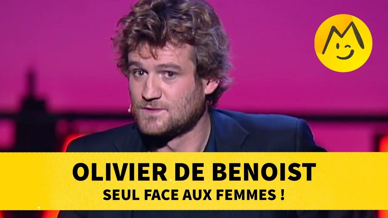 Olivier de Benoist : seul face aux femmes !