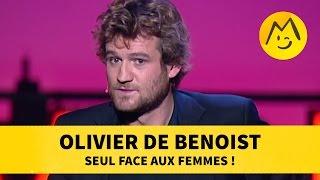 Olivier de Benoist : seul face aux femmes ! thumbnail