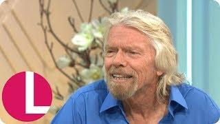 Richard Branson Has Had 76 Near Death Experiences! | Lorraine