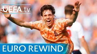 EURO 1988 highlights: Netherlands 3-1 England