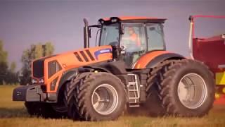 Современные Российские трактора
