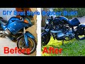 Bmw R1100rs   Finally! Assembly Time   Custom Brat Style Bobber Motorcycle Build Part 5