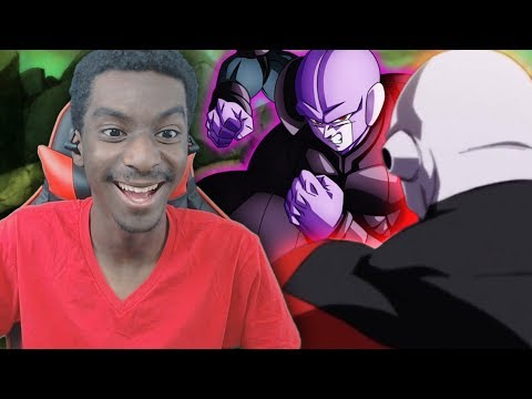 Download Youtube: JIREN VS HIT! Dragon Ball Super LIVE REACTION! Episode 111