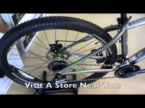 2014 Trek X Caliber 5 Gary Fisher Series - Over 15 Years Of R&D