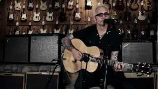 "Art Alexakis of Everclear ""Father of Mine"" At: Guitar Center"