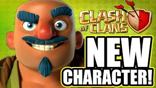 """NEW CHARACTER IN CLASH OF CLANS! """"THE TRADER"""" - HUGE UPDATE 2018!"""