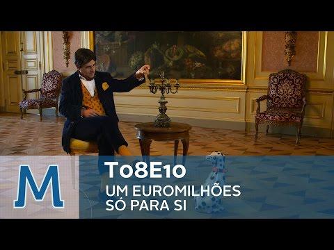 """Isto é Matemática - T08E10 - """"Um Euromilhões Só Para Si"""""""