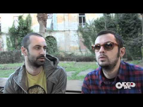 FORTY WINKS - interview by VideotapeTV