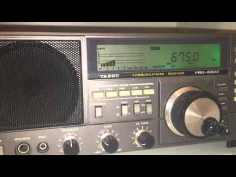 Medium wave DX: QMC Radio Qatar 675 KHz