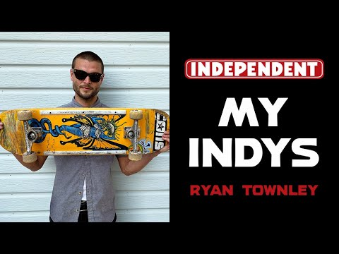Ryan Townley Crushin' Curbs | My Indys