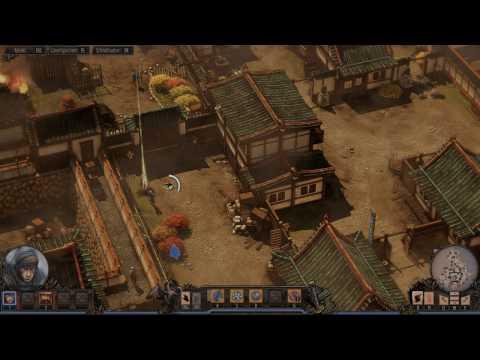 Shadow Tactics: Blades of the Shogun#2: Schloss Osaka, II
