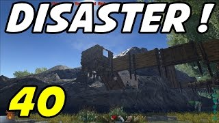 "ARK Survival Evolved - E40 ""Natural Disaster!"" (Gameplay / Playthrough / 1080p)"