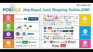 Posible Device All In 1 Digital Payment Center